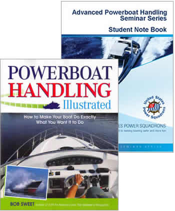 Boat Handling Quick Guide Cover