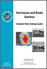 Hurricanes Notes Cover