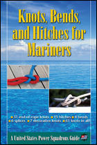 Cover of Knots, Bends, and Hitches for Mariners