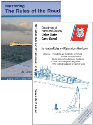 USCG Navigation Rules and Regulations Handbook