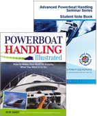 Advanced Powerboat Handling Book Cover