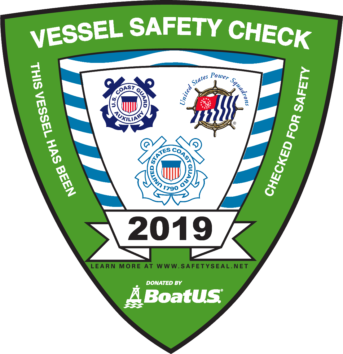2019 VSC decal